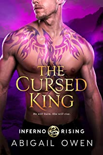 The Cursed King (Inferno Rising Book 4)