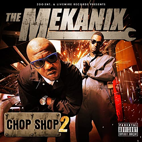 the mekanix the chop shop