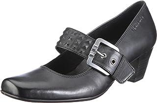 Tamaris Black 1-1-24337-26 Instappers voor dames