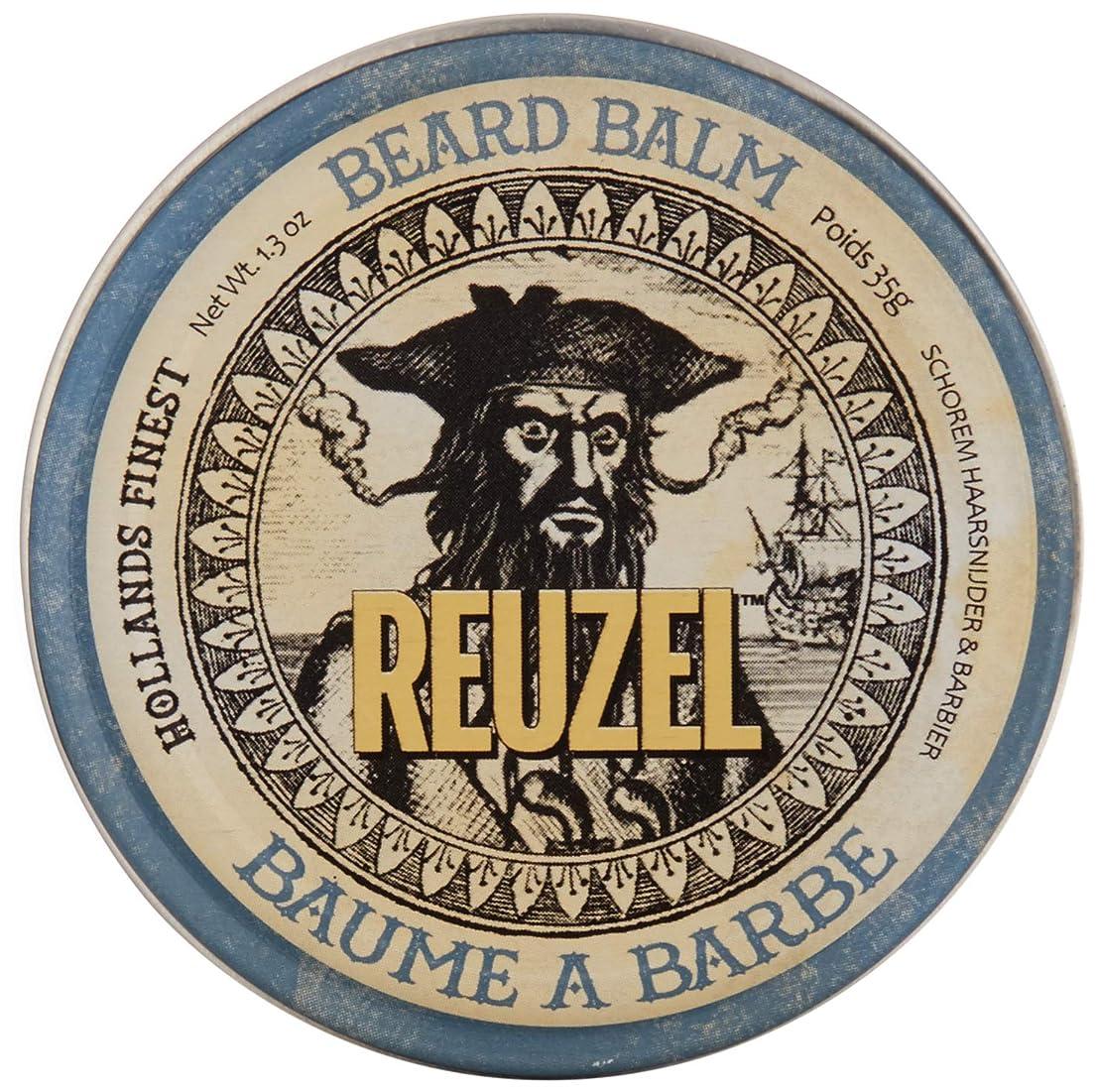 トランクおかしいかもめreuzel BEARD BALM 1.3 oz by REUZEL