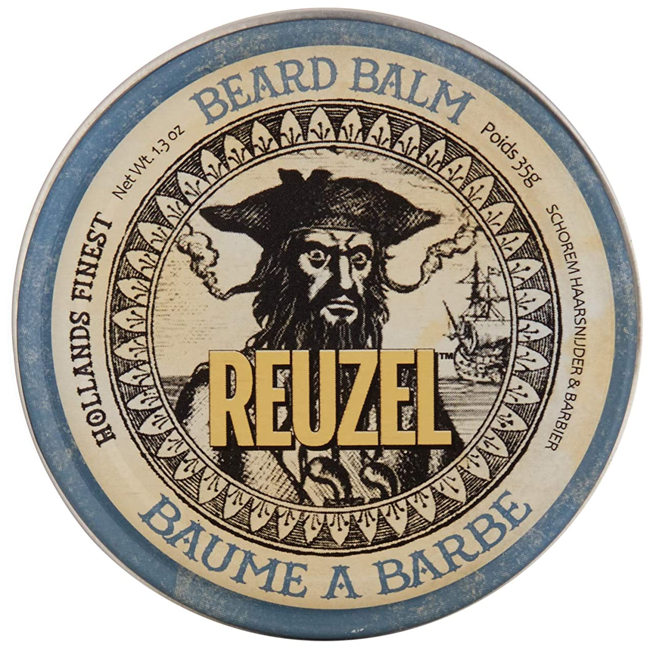 憲法炎上最初はreuzel BEARD BALM 1.3 oz by REUZEL