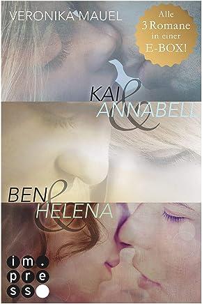 Kai & Annabell: + Ben & Helena (Alle Bände und der Spin-off in einer E-Box!) (German Edition)