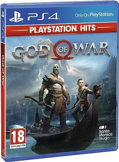 God Of War PlayStation Hits - PlayStation 4 [Importación inglesa]