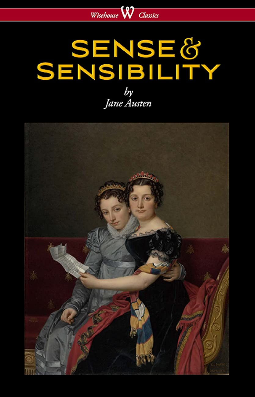 区別発見するカメラSense and Sensibility (Wisehouse Classics - With Illustrations by H.M. Brock) (English Edition)