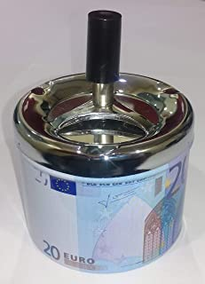 Harmony HAR-815 ASHTRAY DESIGN EURO 20 SIZE: 9 * 11.7 CM