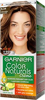 Garnier Color Naturals 6.34 chocolate Haircolor