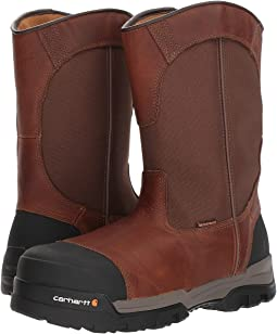 "Ground Force 10"" Comp Toe Pull-On Work Boot"