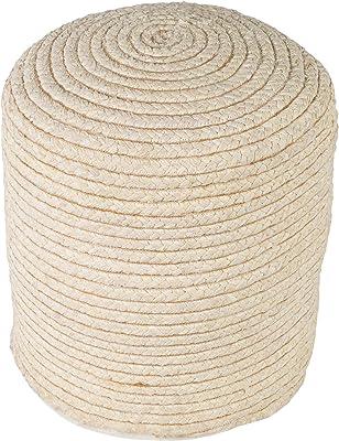 Amazon.com: Yuziyu Hand Knitted Straw Futon Round Seat ...