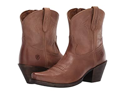 Ariat Lovely (Luggage) Cowboy Boots