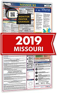 Missouri All in One Labor Law Posters for Workplace Compliance