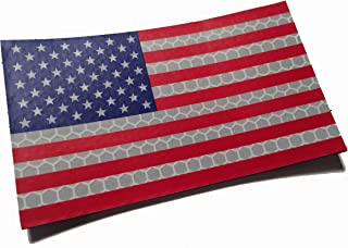 Full Color Us Ir Infrared Flag uniform Patch Usa Military