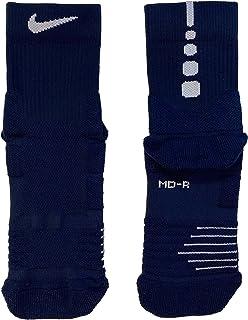 Elite - Calcetines de baloncesto acolchados para hombre (1 par)