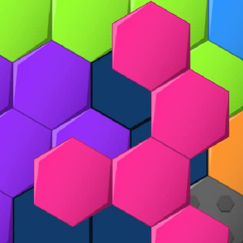 Block Puzzle Hexa - Denkspiele rätsel spiele kostenlos