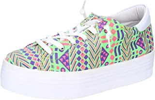 2 STAR Trainers Womens Multicoloured