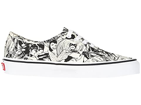 Multi Marvel 2 Authentic Marvel Collab Marvel Avengers Women Multi X Vans SOqZn