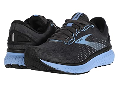 Brooks Glycerin 18 (Black/Ebony/Cornflower) Women