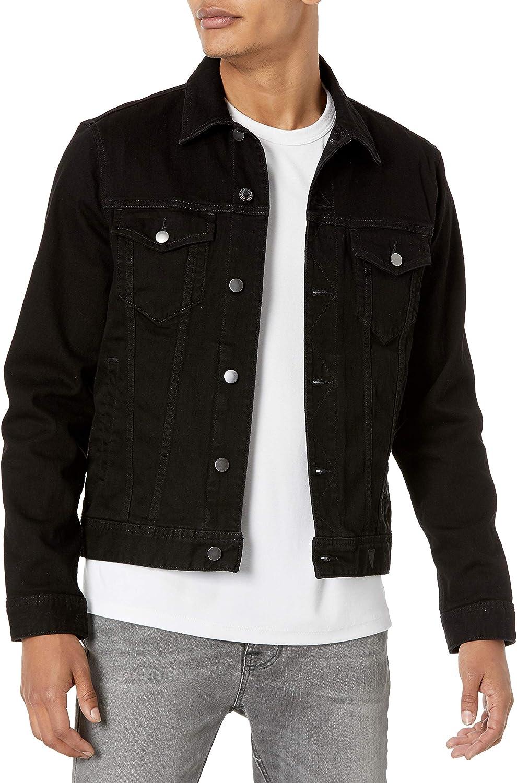 GUESS Men's Dillon Denim Jacket