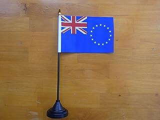 Cooköarna bordsflagga
