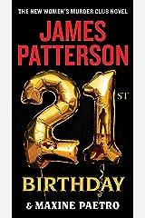21st Birthday (Women's Murder Club) Kindle Edition