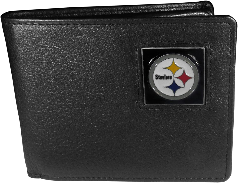 Siskiyou Sports Leather Bi-fold Many ! Super beauty product restock quality top! popular brands Wallet