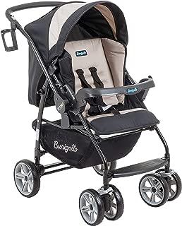 Carrinho de Bebê AT6 K, Burigotto, Bege, Até 15 kg