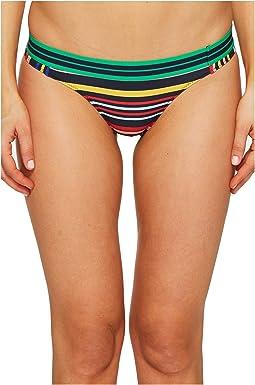 Stripe Classic Bikini