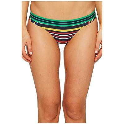 Stella McCartney Stripe Classic Bikini (Multicolor) Women