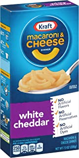 kraft mac and cheese blue box