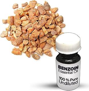 Benzoin Essential Oil / 100% Pure Benzoin Undiluted Essential Oil Premium Quality (25 ML)