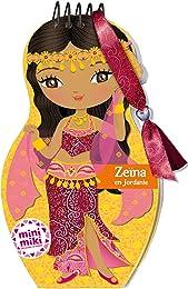 Minimiki - Carnet créatif - Zeina en Jordanie