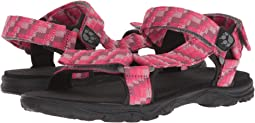 Jack Wolfskin Kids Seven Seas 2 Sandal (Toddler/Little Kid/Big Kid)