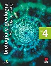 Biología y geología. 4 ESO. Savia Nueva Generación. Madrid