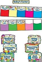 Carson Dellosa Four Blocks Learning Centers Bulletin Board Set (3454)