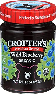Best crofters wild blueberry spread Reviews