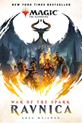 War of the Spark: Ravnica (Magic: The Gathering) Kindle Edition