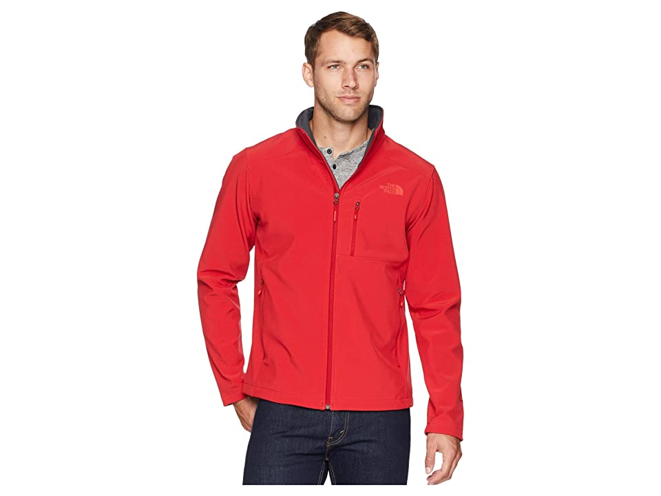 The North Face Apex Bionic 2 Jacket (Rage Red/Rage Red) Men