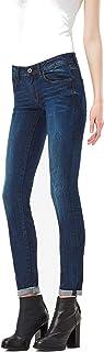G-STAR RAW 3301 Deconstructed Mid Waist Skinny Vaqueros para Mujer
