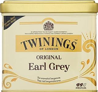 Twinings Earl grey thee blik - 200g