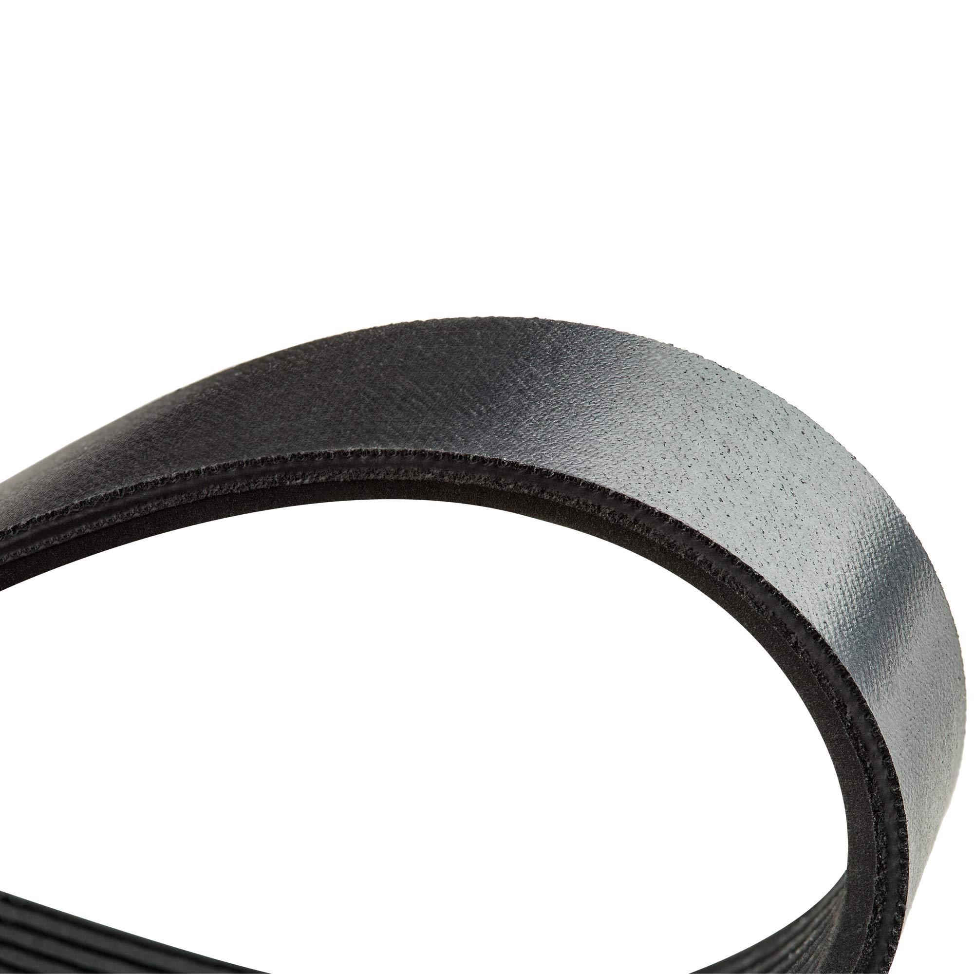 Black rubber speed control Drive Drive Belt 49/Teeth 10/mm Width 98XL