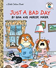 Just a Bad Day (Little Golden Book)