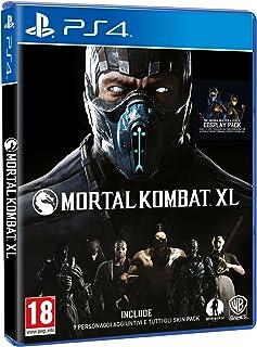 Warner Mortal Kombat XL