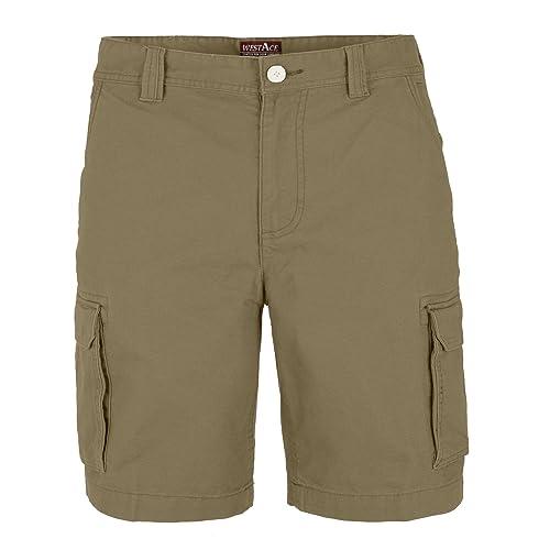 d075cdbc8e westAce Mens Casual Work Cargo Combat Shorts Cotton Chino Summer Half Pant
