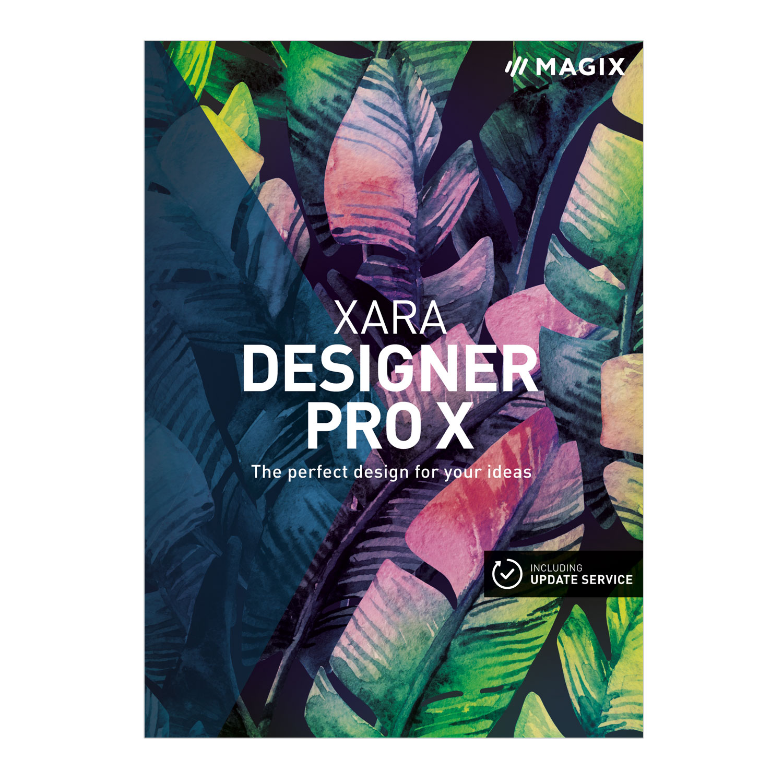 Xara Designer Pro X– Version 15 – Web design, image editing, graphic...