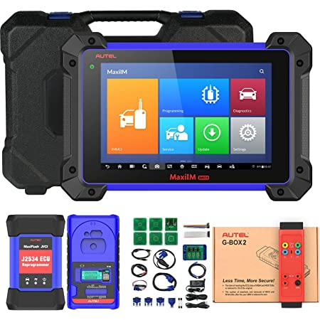 Amazon.com: Autel MaxiIM IM608 [with GBOX2 & APB112 ] with XP400 Key  Programmer and J2534, IMMO Key Programming Scan Tool No IP Restriction Free  1 Year Update 2021 Newest All Systems Diagnosis: Automotive