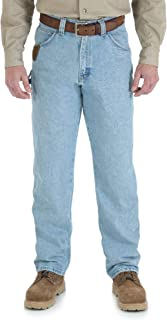 Wrangler Riggs Workwear Men's Relaxed Fit Work Horse Jean