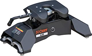 CURT 16034 A20 5th Wheel Hitch for Ford Puck System, 20,000 lbs