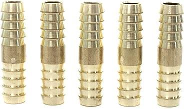 LTWFITTING Brass Barb Splicer Mender 3/8