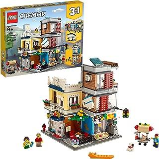LEGO Creator 3 in 1 Townhouse Pet Shop & Café 31097 Toy...