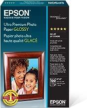 Epson Ultra Premium Photo Paper Glossy - S042174, 4