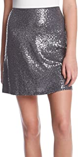Kensie Women's Sequin Skirt